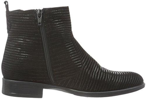 Tamaris 25036, Bottes Chelsea Femme Noir (Black Struct 006)