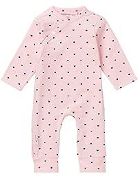 Noppies G Playsuit Jrsy Ls Nemi-67372, Body para Bebés