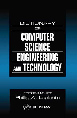 Dictionary of Computer Science, Engineering and Technology (English Edition)
