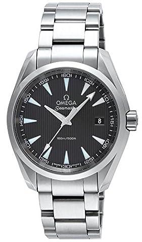 OMEGA Men's Watch Seamaster Aqua Terra Grey Dial 150M waterproof 231.10.39.60.06.001