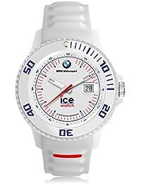 ICE-Watch BMW Motorsport - Reloj para hombre, color blanco / blanco