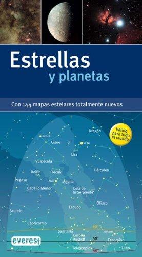 Estrellas y planetas. Con 144 mapas estelares totalmente nuevos (Grandes guías de la naturaleza) por Lang  Angelika