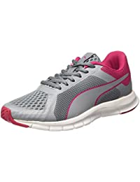 Puma Women's Trackracer Wn S Idp Tradewinds-Beetroot Sneakers