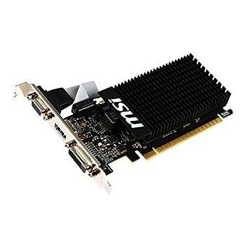 Msi Geforce Gt 710 2gd3h Lp Ddr3 1