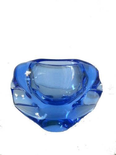 ash-tray-crested-blue-transparent-colored-glass-ash-tray-decorative-table-accessories-width-approx-1
