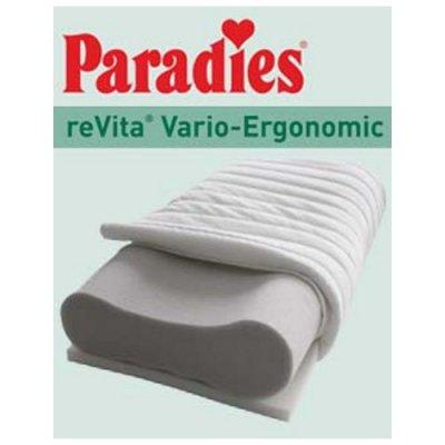Preisvergleich Produktbild Paradies Nackenstützkissen reVita Vario-Ergonomic 40x80 cm mit Vitex Spezialschaum - DRUCKentlastend