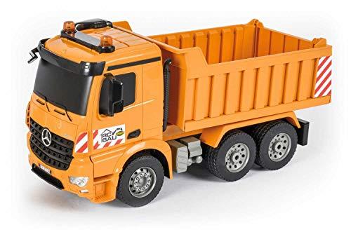 RC Baufahrzeug kaufen Baufahrzeug Bild 1: Carson 500907284 1:20 Muldenkipper 2.4G 100% RTR*