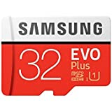 Premium Quality Samsung EVO Plus 32GB Class 10 MicroSD 100 MB/S Memory Card With SD Adapter