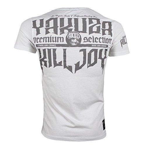 Yakuza Premium Shirt 2307 Weiß