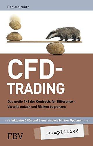 CFD-Trading simplified: Das große 1x1 der Contracts for Difference - Vorteile nutzen und Risiken begrenzen