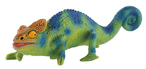 Bullyland - Bullyland Animal World Figure Chameleon 10,5 cm by Bullyland
