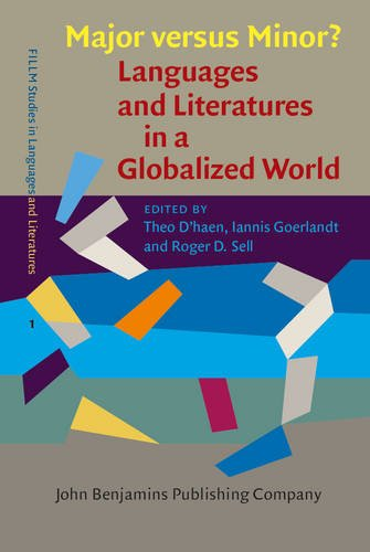Major versus Minor? Languages and Literatures in a Globalized World (FILLM Studies in Languages and Literatures)