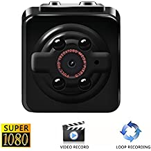 Vaxiuja Mini cámara espía oculta Deportes de mini cámara de vídeo DV HD  1080P 12.0 mp 51eb312120