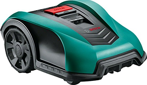 Bosch Indego 350 Connect Robotic Lawnmower - Green