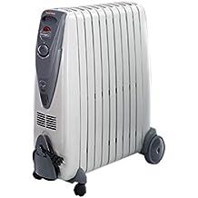 DeLonghi KG010920R - Radiador de aceite, 2000 W (Reacondicionado Certificado)