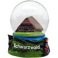 30029 Souvenir bola de nieve Alemania negro bosque Vogt Granja 65 mm de diámetro