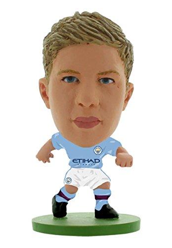 SoccerStarz SOC985 Man City Kevin De Bruyne Home Kit  2018 Version   Figures