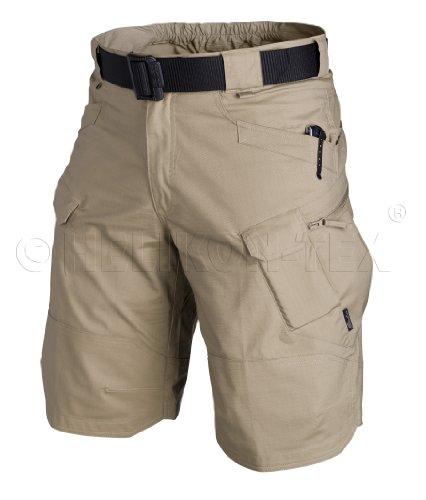 Helikon Tex UTP ® (Urban Tactical Shorts) kurze Hose - Beige / Khaki (XXXL) (Kurze Tasche Klappe)