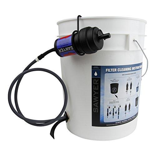 SAWYER Wasserreinigungssystem Point Zero Two Wasserreiniger Eimer Schwerkraftsystem, SP191 - 2