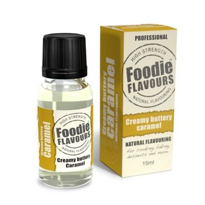 foodie-flavourstm-natural-caramel-food-flavour-15ml-for-cakes-bakes-desserts