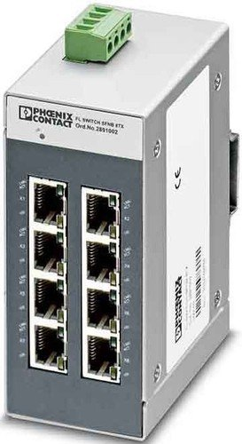 Phoenix Contact Industrial Ethernet FL Switch SFNB 8TX -