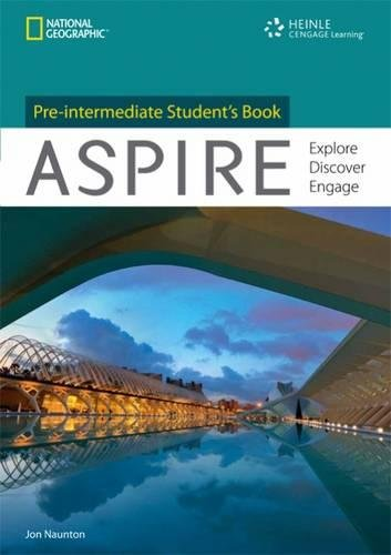 Aspire Pre-Intermediate: Discover, Learn, Engage