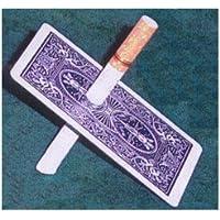 Sigaretta attraverso la Carta Bicycle - Cigarette thru Card - Trucchi con le Carte - Giochi di Prestigio e Magia