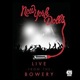 Dance Like A Monkey (Live From The Bowery, New York / 2012)