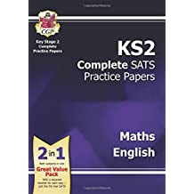 KS2 Maths and English SATS Practice Papers Pack (for the New Curriculum)