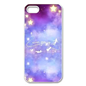 Cartoon Peter Pan - Coque iphone 4 4s Silicone- Customize Iphone 4 4s Cover Case