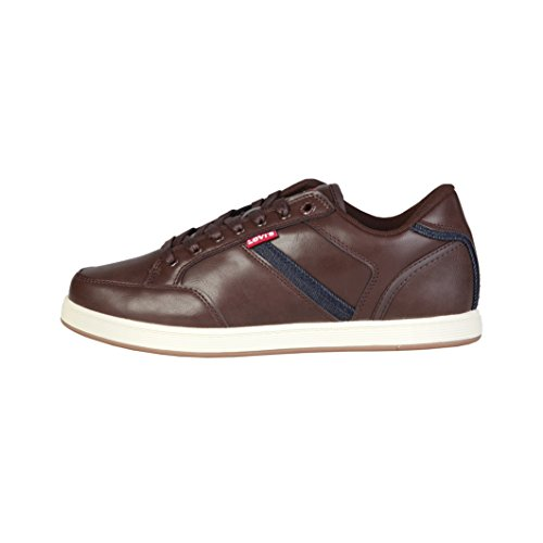 Carbone Brun Homme gris Levis Sneaker Cipresso qwAdWtX