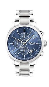 HUGO BOSS Men's Chronograph Quartz Watch with Stainless Steel Bracelet - 1513478