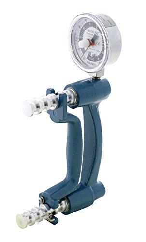Baseline® Hydraulisches Handkraftmessgerät, Dynamometer, Handkraftmessung bis 90,7 kg -