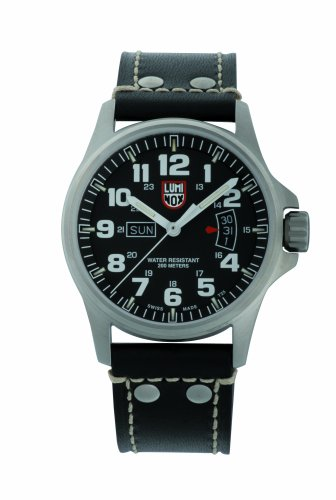 Luminox Men's GGl.L1828 Field Time Date Stainless Steel Watch