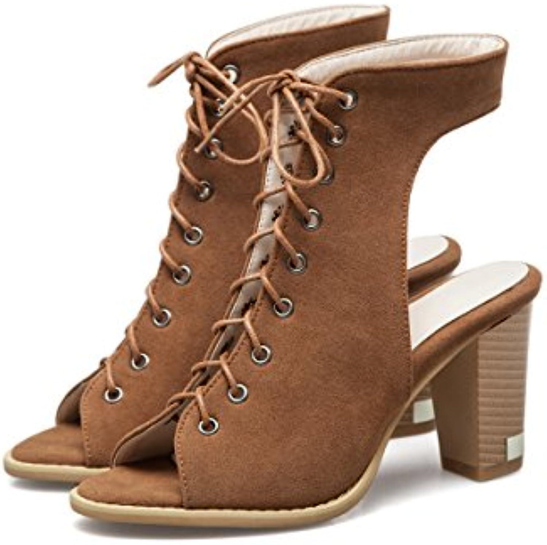 Zapatillas de Moda Sandalias | Sandalias de mujer Gran número de mujeres de arranque en frío | Cross-Boca de Pescado...