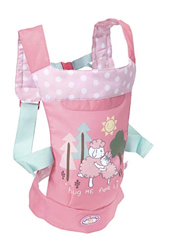 Zapf Creation 702055 Baby Annabell Travel Tragesitz, rosa, Mint
