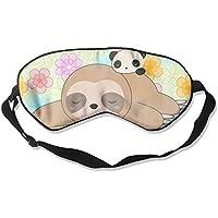 Sport Sloths 99% Eyeshade Blinders Sleeping Eye Patch Eye Mask Blindfold For Travel Insomnia Meditation preisvergleich bei billige-tabletten.eu