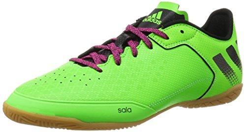 adidas Herren Ace 16.3 Ct Fußballschuhe Grün (Solar Green/Core Black/Shock Pink S16)
