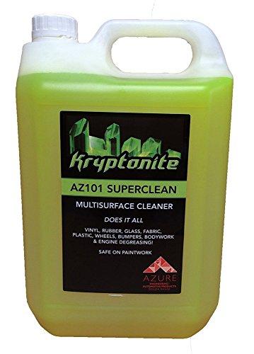 Formel-sauer (Kryptonite AZ G101Super Clean Professionelle Stärke Mehrzweck-Reiniger, 5l)