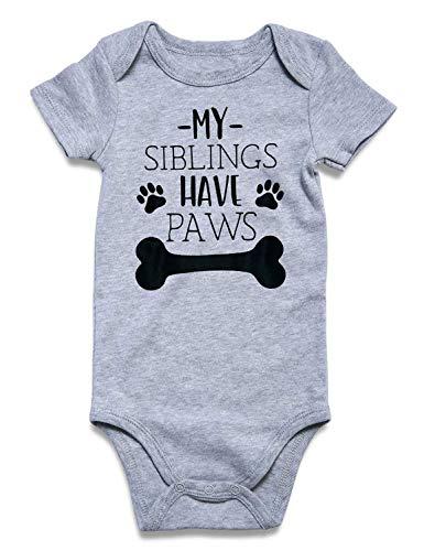 es Baby Mädchen Animal Print Einhorn Ärmellos Strampler Sommer Body Pyjama Outfits Mit Stirnband ()