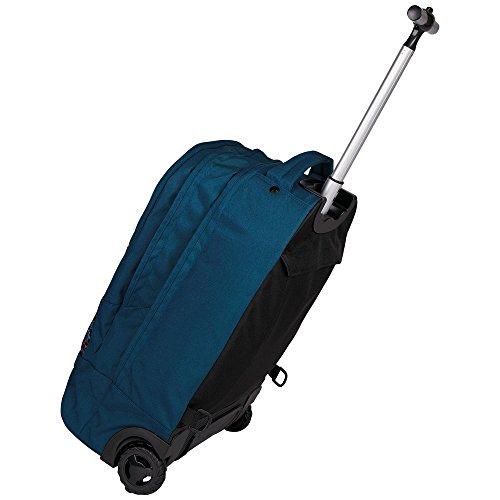 Chiemsee Unisex Wheely Reisetasche Mega Flow Blue
