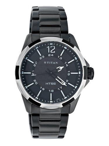411sFkead L - Titan 1636YM03 HTSE Mens x watch