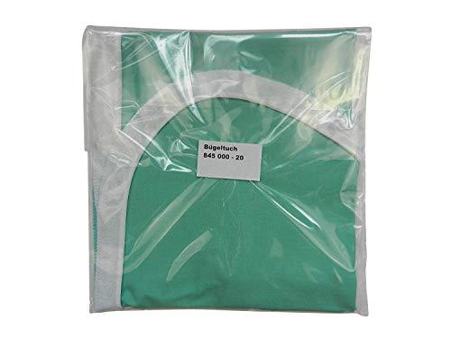 Rivestimento per macchina da cucire elna press colore verde chiaro + imbottitura in schiuma colore grigio