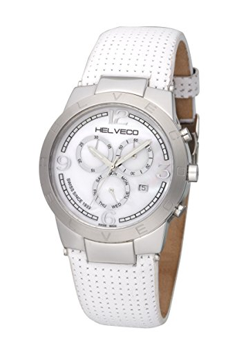 Helveco H01641YYA - Reloj color blanco