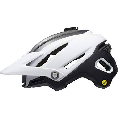 BELL Sixer MIPS MTB Fahrrad Helm weiß/schwarz 2019: Größe: XL (61-65cm)