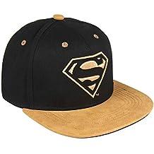 Amazon.es  Gorras De Superman 9e38eb84a4c