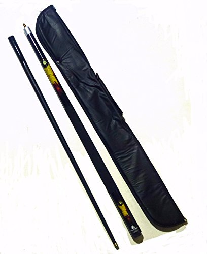 Powerglide 2 Pc 57 Quot Fireball American Pool Cue With Soft