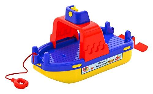 échassier 75100 - Bateau Car-ferry 28cmBluelagon