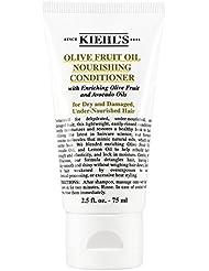 Kiehl's Huile de Fruit d'Olive Après-shampooing Nourrissant - Taille Moyenne 6.8oz (200ml)