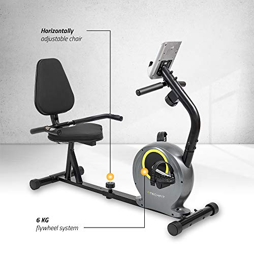 Zoom IMG-1 techfit r300 cyclette orizzontale ideale